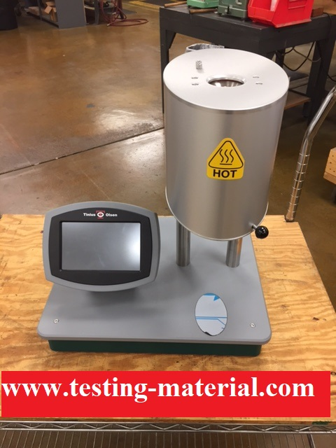 Máy đo chỉ số MFR của ống nhựa PE