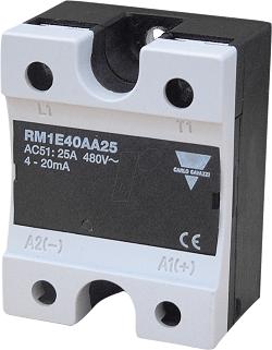 Relay bán dẫn 1 pha analog