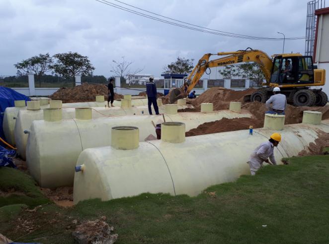 Tư vấn và lắp đặt các hệ thống xử lý nước thải