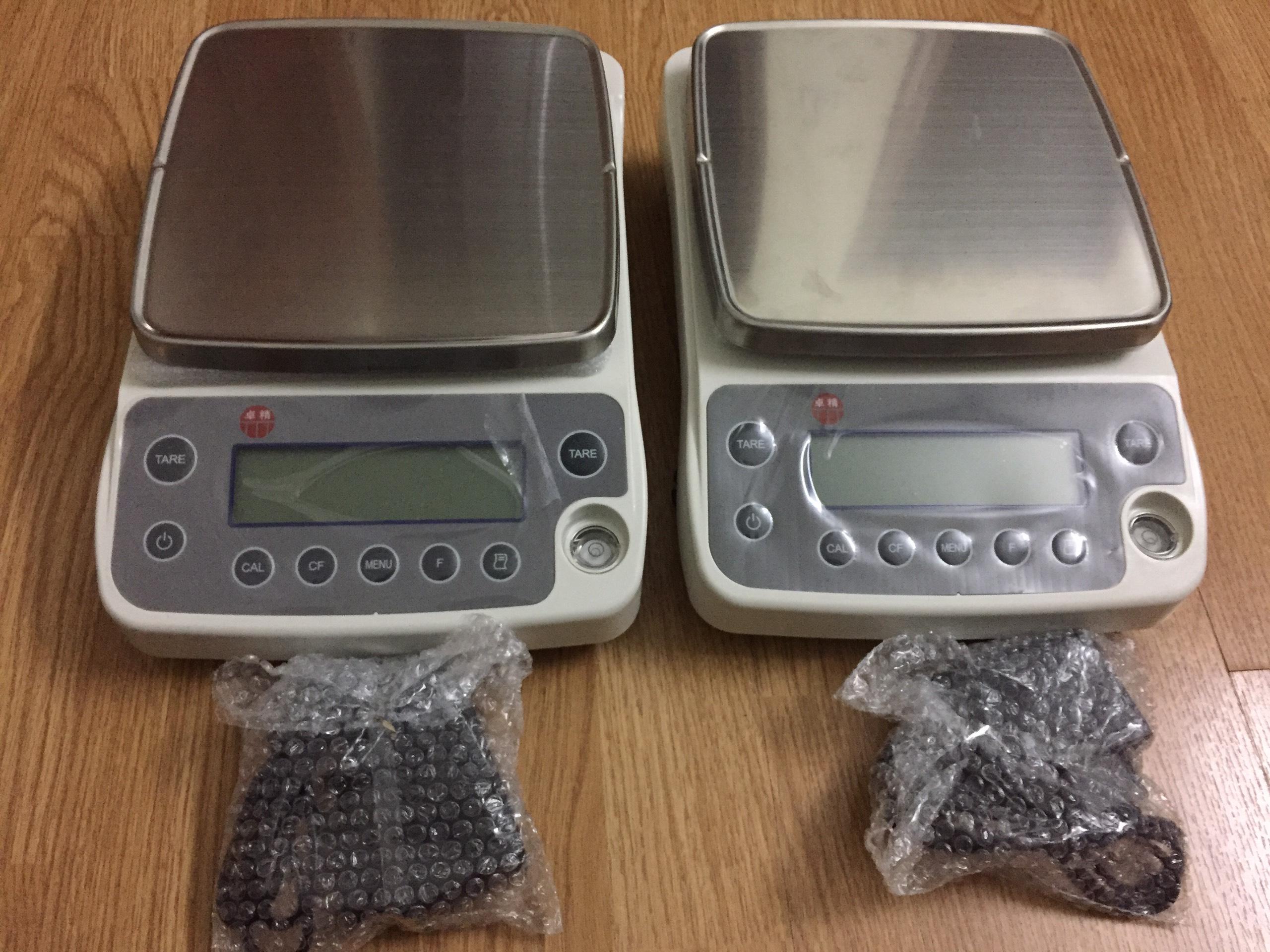 Cân điện tử 2 số BSM-2200.2, Max 2.2Kg