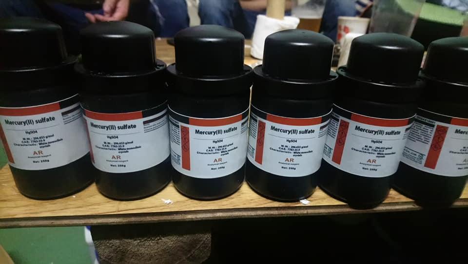 Hóa chất thí nghiệm Trung Quốc