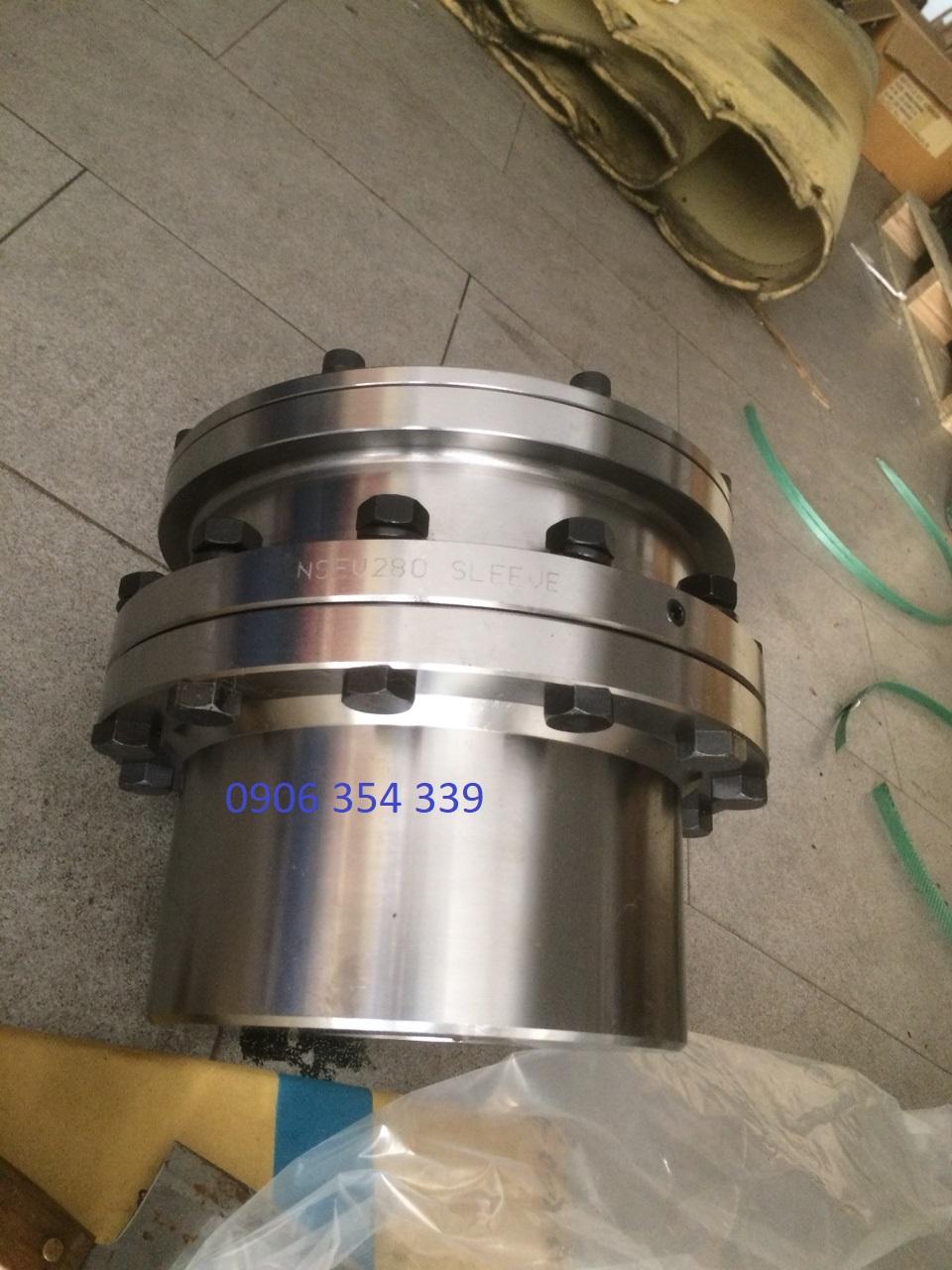 Khớp nối trục KCP size 450-1250
