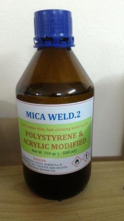 Keo dán mica Weld .2