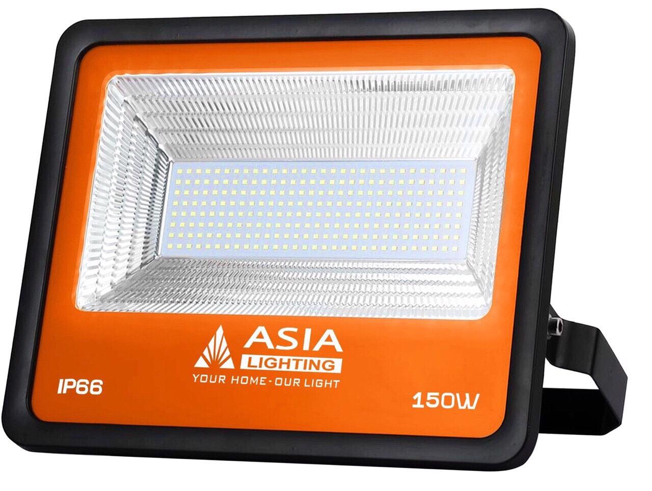 Đèn pha Led 150W Asia – vỏ cam