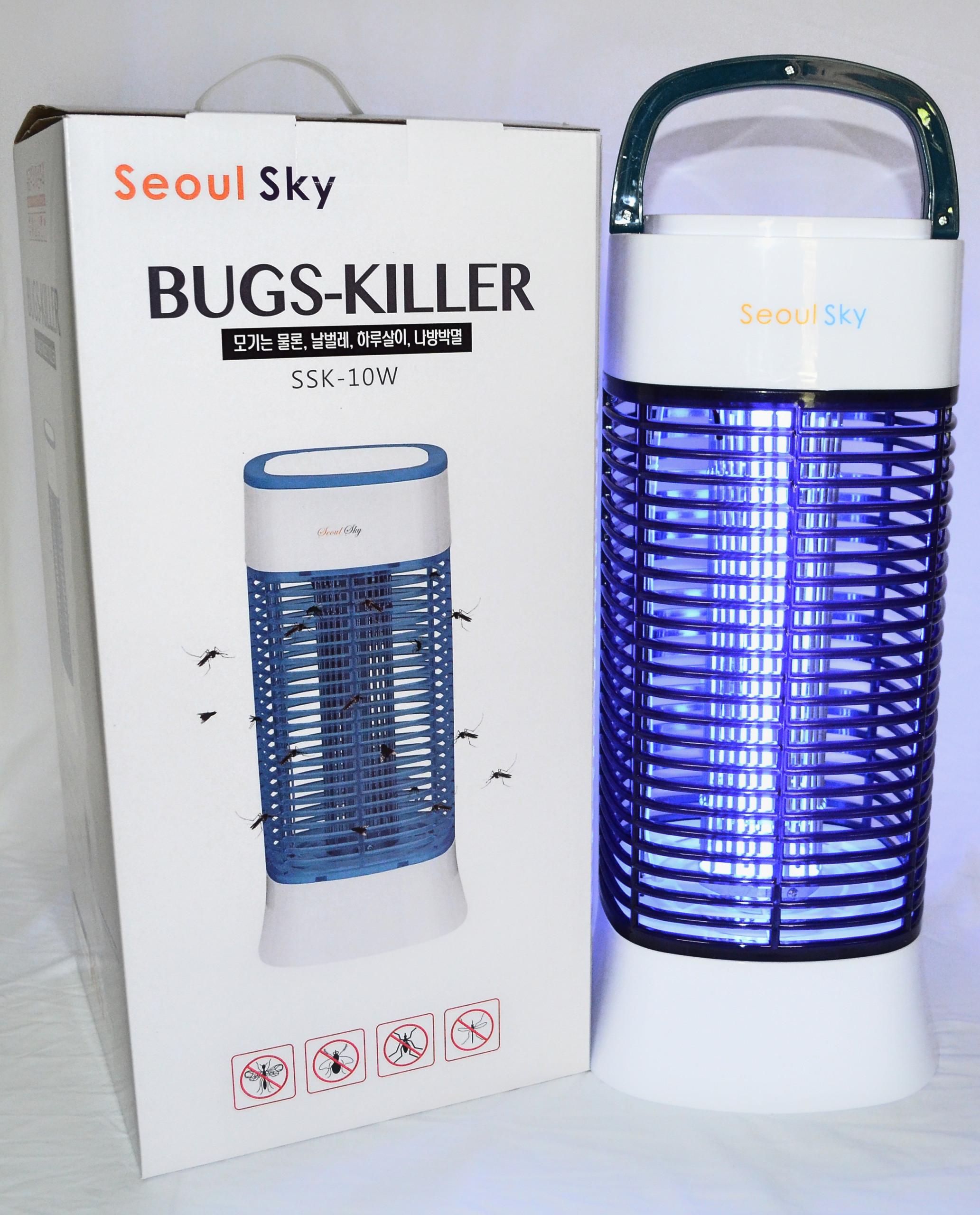 Đèn diệt muỗi và côn trùng Hàn Quốc
