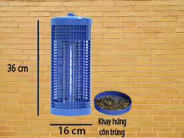Đèn diệt muỗi và diệt côn trùng WIN PEST (Thương hiệu Việt)