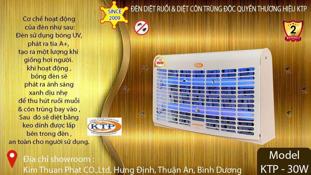 Thiết bị diệt ruồi, côn trùng Việt Nam