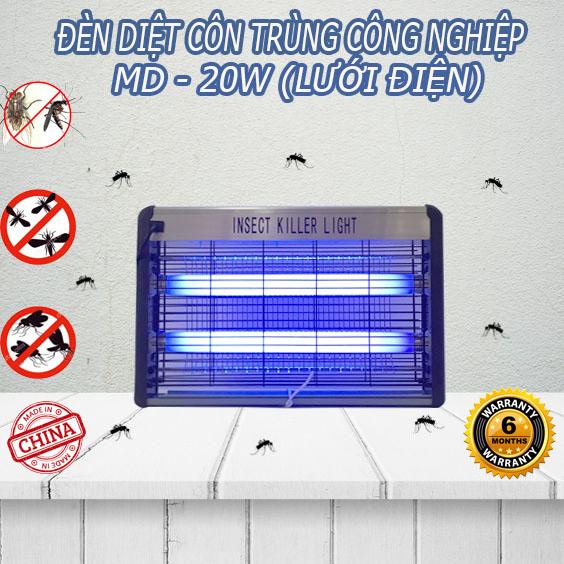 Đèn diệt côn trùng MD-20W
