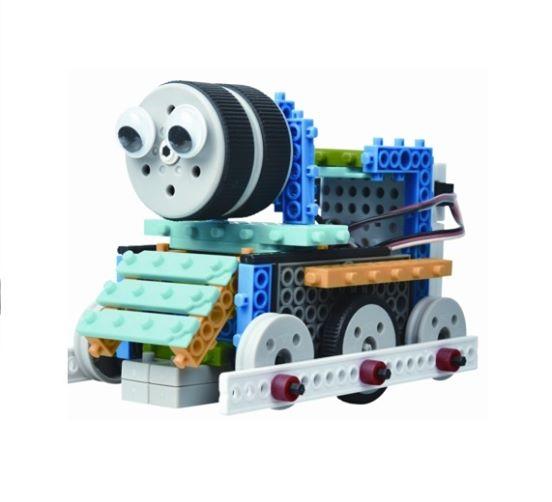 Bộ dụng cụ sáng tạo ROBOT - FUN & BOT 2 SENSING