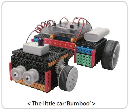 Bộ công cụ sáng tạo ROBOT - HUNA SCIENCE CLASS 2