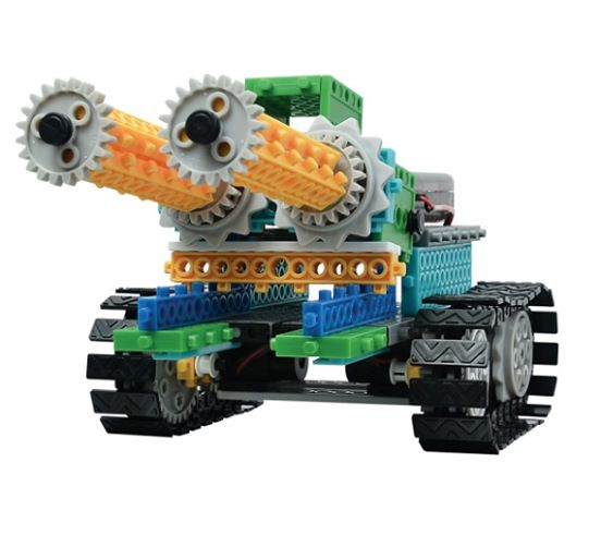 Bộ dụng cụ sáng tạo ROBOT - FUN & BOT 3 EXCITING