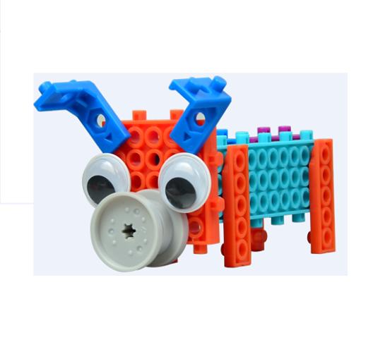 Bộ dụng cụ sáng tạo ROBOT - FUN & BOT 1 STORY
