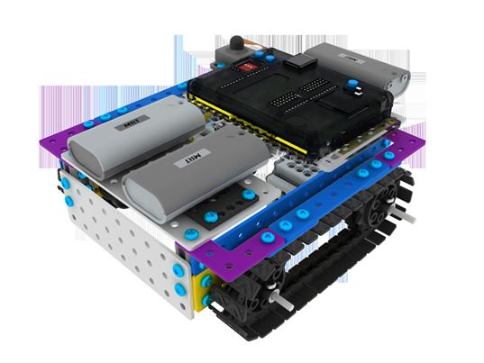 Bộ dụng cụ sáng tạo ROBOT - MRT5 - 1