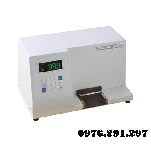 Máy đo độ trắng C130 Kett -Nhật
