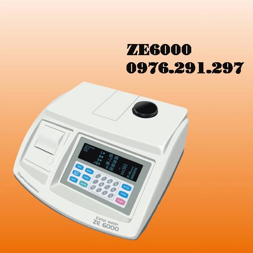 Máy so màu ZE6000 Nippon Denshoku – Nhật