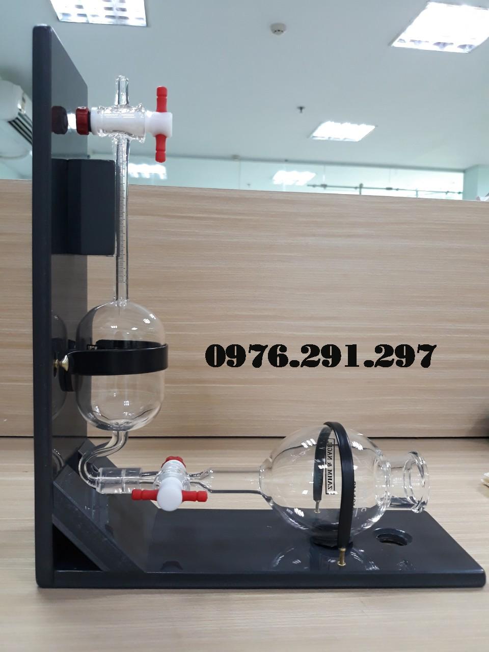Thiết bị kiểm tra độ tinh khiết CO2 Zahm Nagel