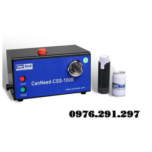 Máy cắt mí lon CSS-100B hãng CanNeed- Trung Quốc