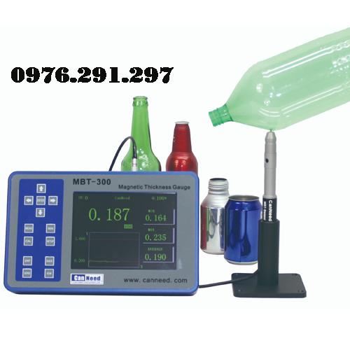 Máy đo độ dày của chai, lon MBT-300