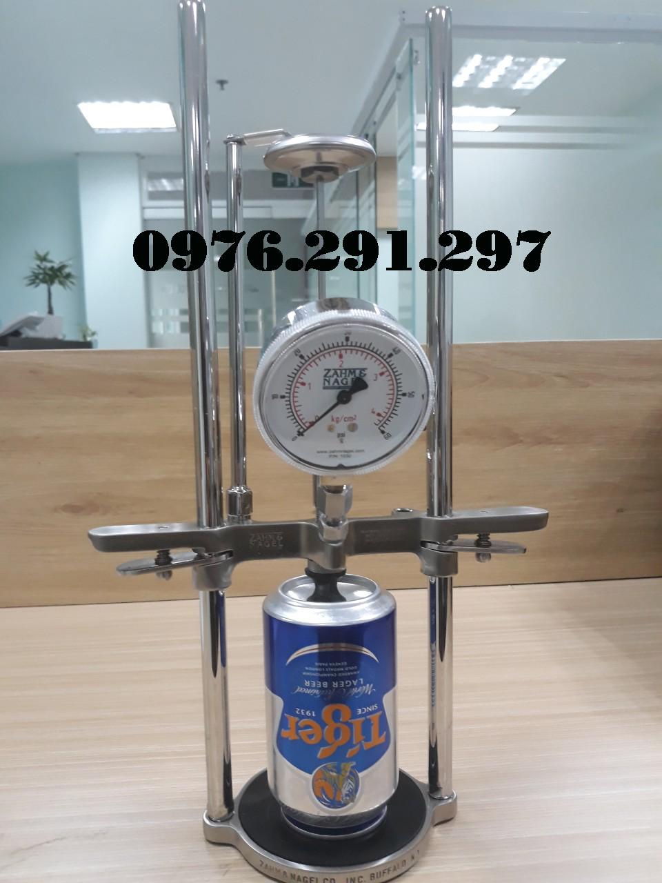 Thiết bị đo hàm lượng CO2 trong nước ngọt 6001- Zahm Nagel – USA