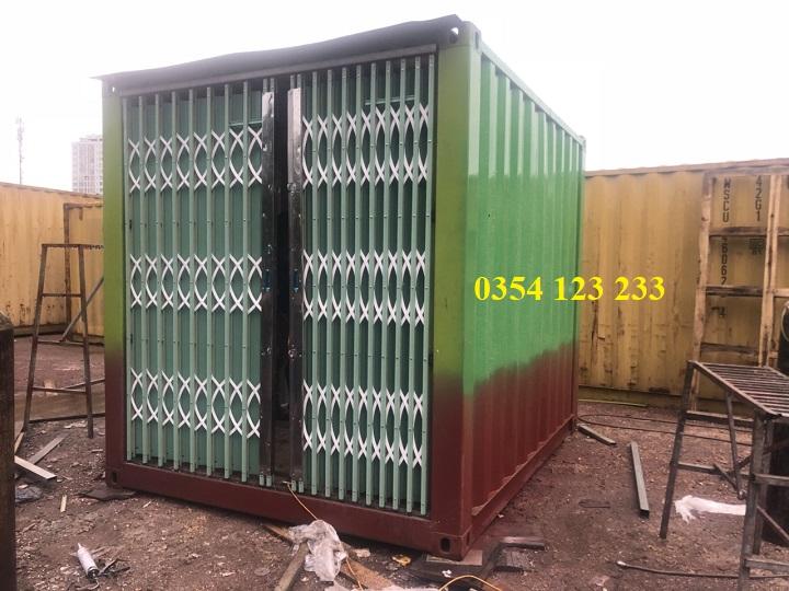 Thuê container văn phòng tại Phú Thọ