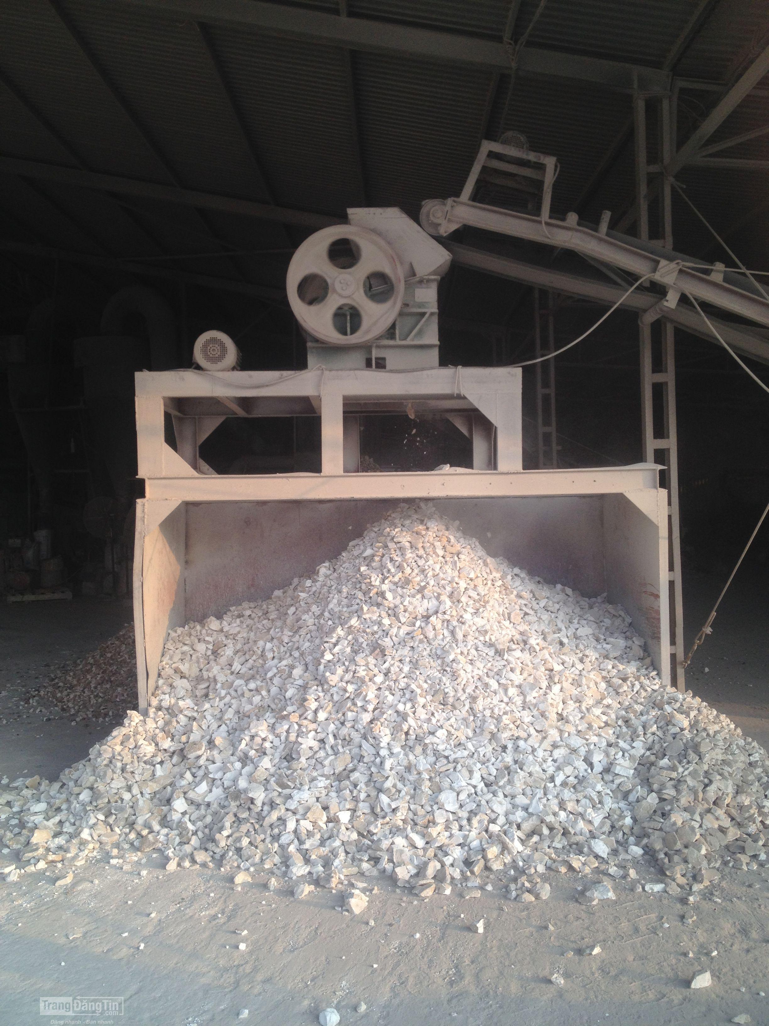 Vôi cục, vôi bột cho ngành mía đường
