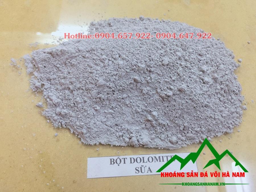 Dolomite nguyên liệu sản xuất phân bón