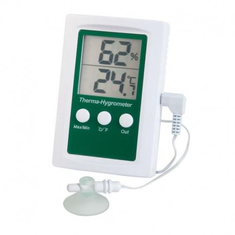 Thiết bị đo nhiệt ẩm độ  (ETI )