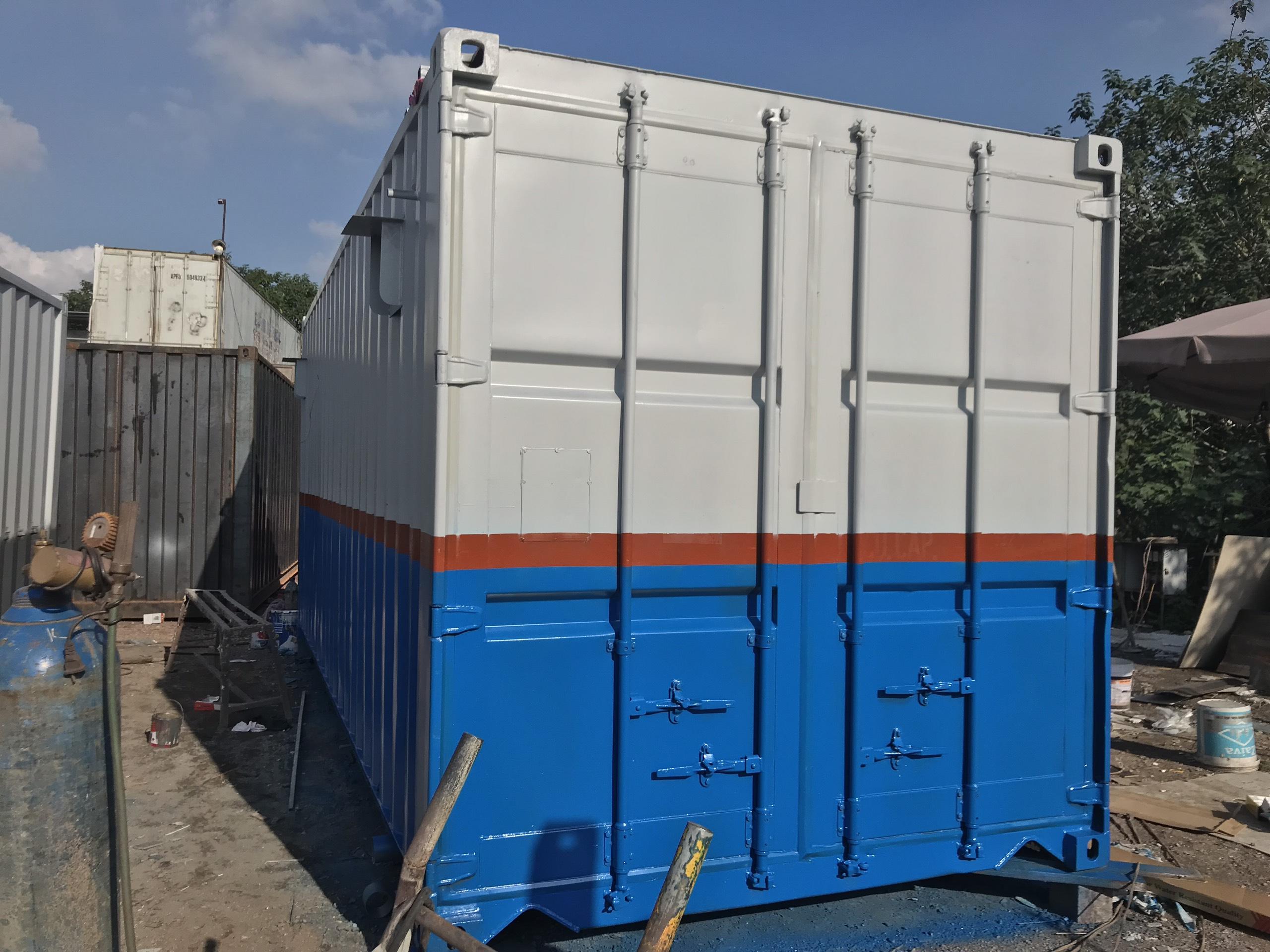 Container văn phòng nhà ở 20 feet