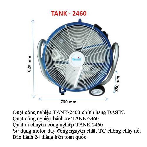 Quạt công nghiệp Tank 2460