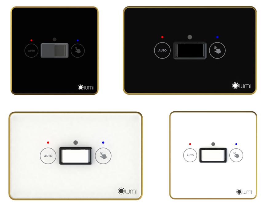 MSZ Lumi - Công tắc cảm biến, cảm ứng chuyển động cầu thang