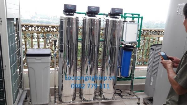 Thiết bị lọc nước máy tổng toàn nhà
