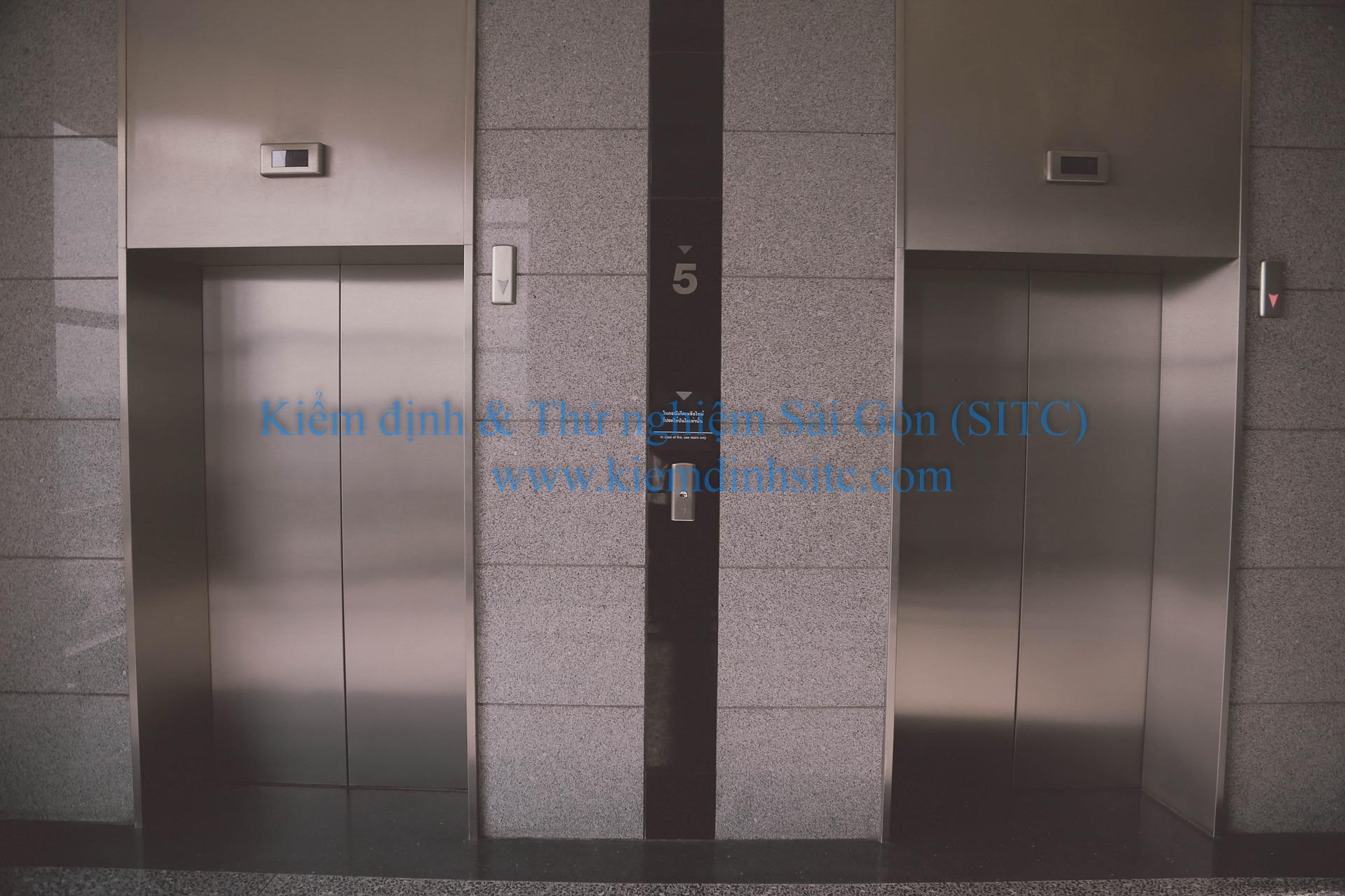 Dịch vụ kiểm định thang máy