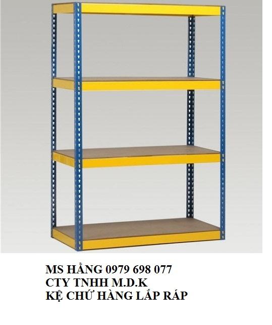 Kệ chứa hàng lắp ráp MDK -6101