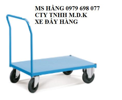 Xe đẩy hàng MDK -Việt Nam