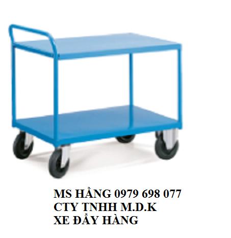Xe đẩy hàng MDK -7103