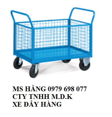 Xe đẩy hàng MDK -7105