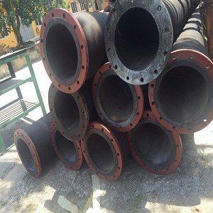 Ống cao su lò xo rắc co/ống hút cát/ ống hút bùn công nghiệp