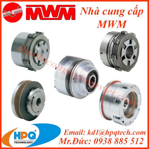 Phanh an toàn MWM   Khớp nối giới hạn momen MWM   MWM Việt Nam