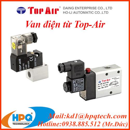 Van điện từ Top-Air | Xy lanh Top-Air