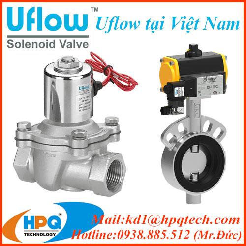 Van điện từ Uflow | Nhà cung cấp Uflow | Uflow Việt Nam