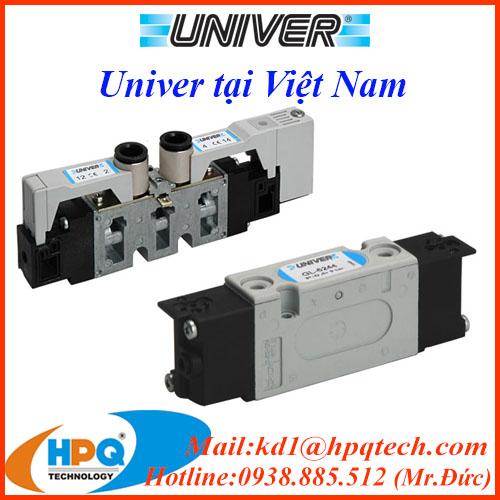 Van điện từ Univer | Xy lanh Univer Việt Nam