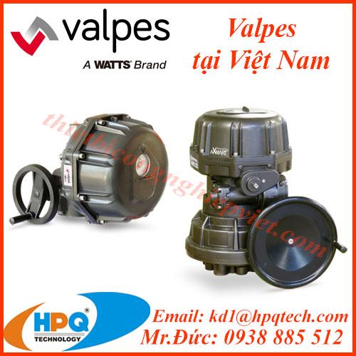 Bộ truyền động Valpes | Nhà cung cấp Valpes | Valpes Việt Nam