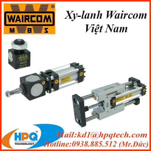 Van điện từ Waircom | Xy lanh Waircom | Waircom Việt Nam