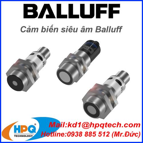Cảm biến Balluff | Balluff tại Việt Nam