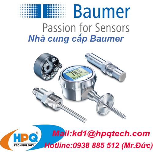 Cảm biến Baumer | Bộ mã hóa Baumer