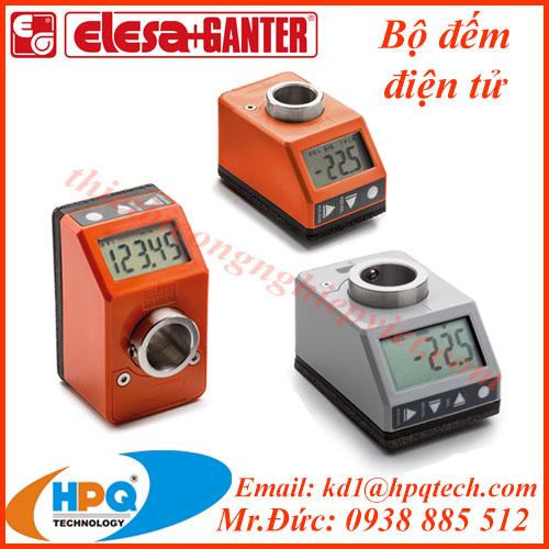 Bộ đếm vòng quay Elesa + Ganter | Elesa + Ganter Việt Nam