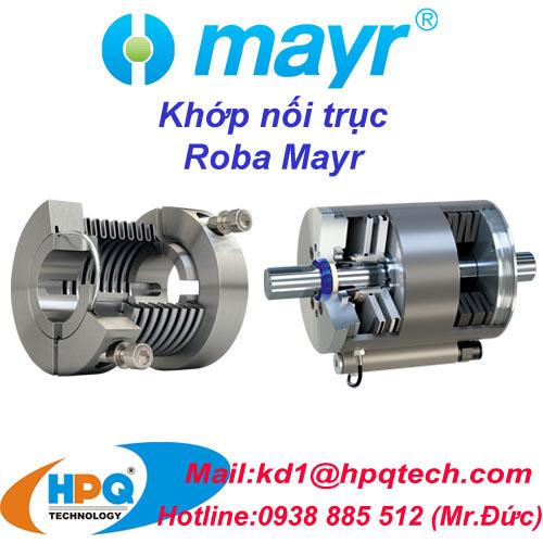 Khớp nối - Mô-đun - Phanh an toàn Mayr | Roba Mayr Việt Nam