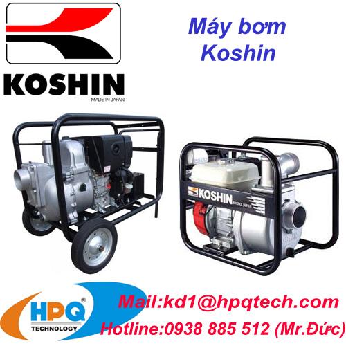 Nhà cung cấp Koshin | Máy bơm Koshin | Koshin Việt Nam