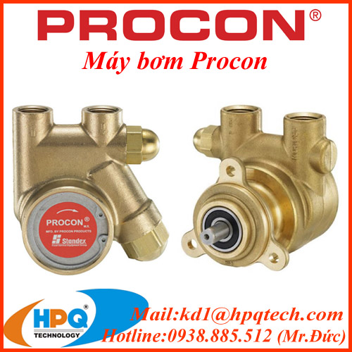 Bơm áp lực cao Procon | Đầu bơm Procon | Procon Việt Nam