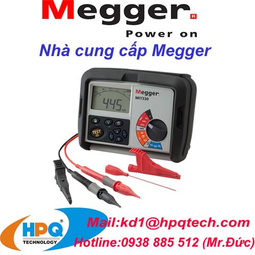 Megger Việt Nam | Thiết bị đo Megger | Nhà cung cấp Megger